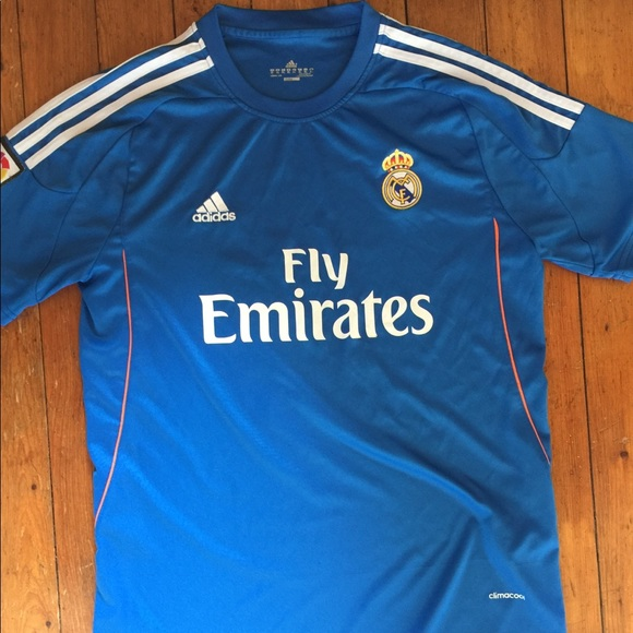 official photos 52441 04a43 Adidas Real Madrid James Rodriguez Jersey